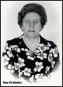 Rosa De Martino (1920-2001)